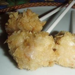 Chip Chicken Lollipops kimbernic