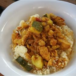 Moroccan Chicken and Whole Grain Couscous FickleNomad