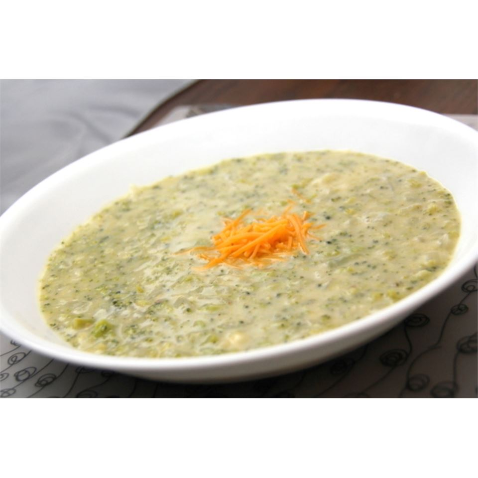 Cream of Broccoli Soup I Maggie Waiyee