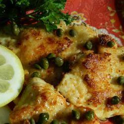 My Best Chicken Piccata Marianne