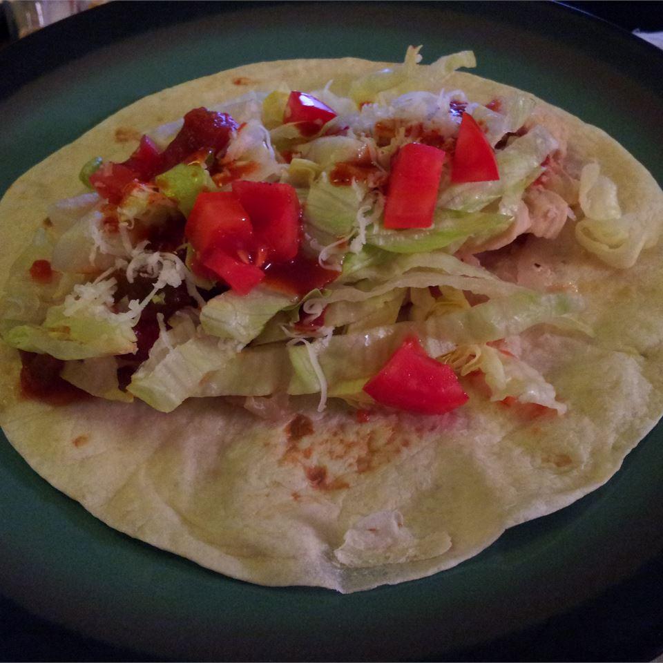 Lime Chicken Soft Tacos Anna-Bat