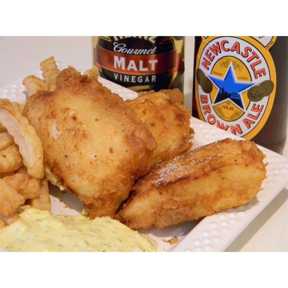 Fish Batter with Newcastle(TM) Brown Ale