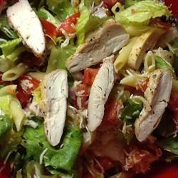 Grilled Chicken and Pasta Salad kjax