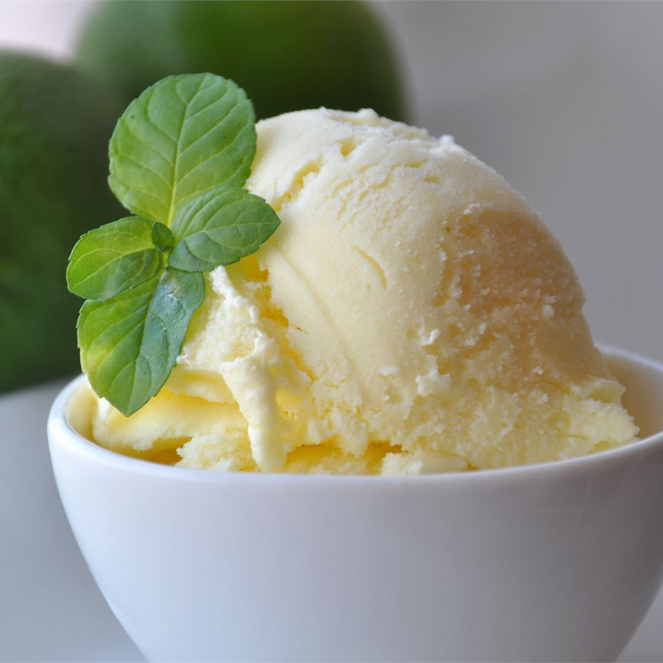 Key Lime Ice Cream