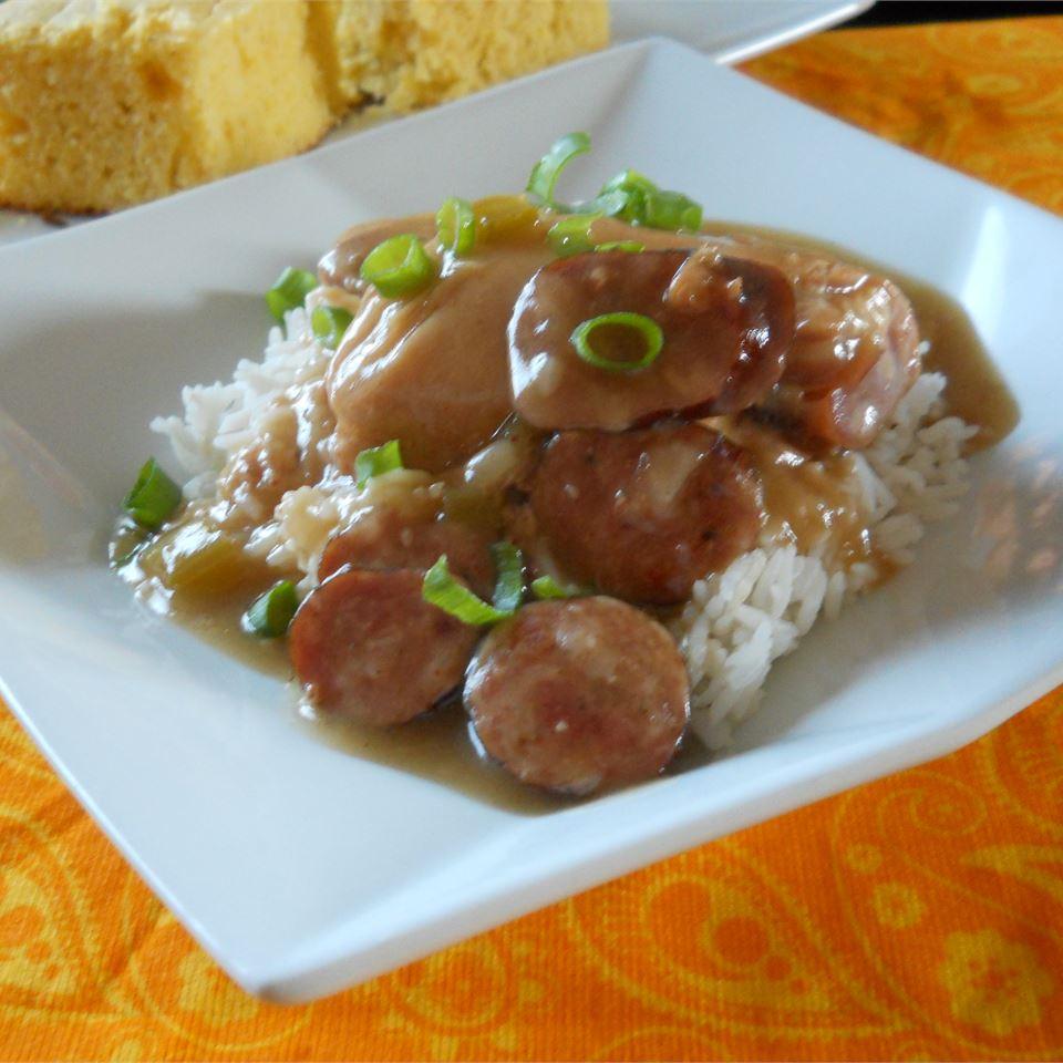 Chicken Fricassee Laura Poche