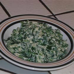 Tofu Creamed Spinach just_jam