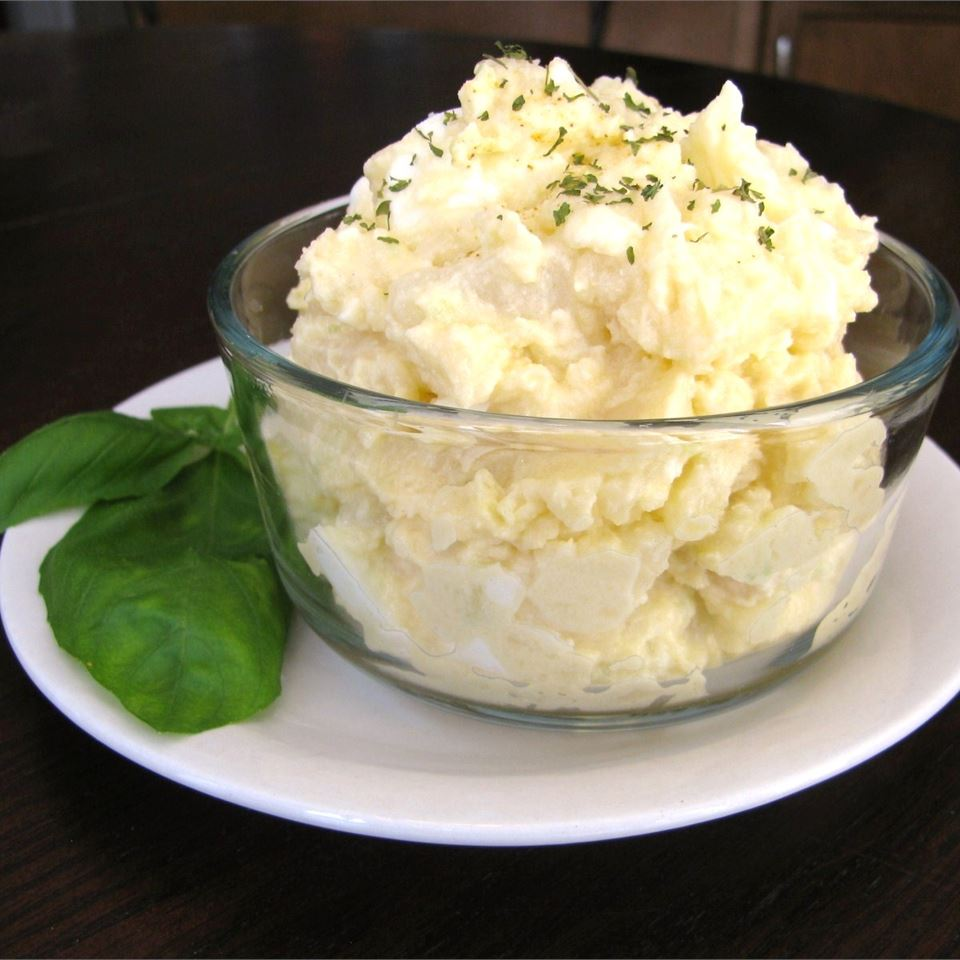 Sweet And Creamy Potato Salad Recipe