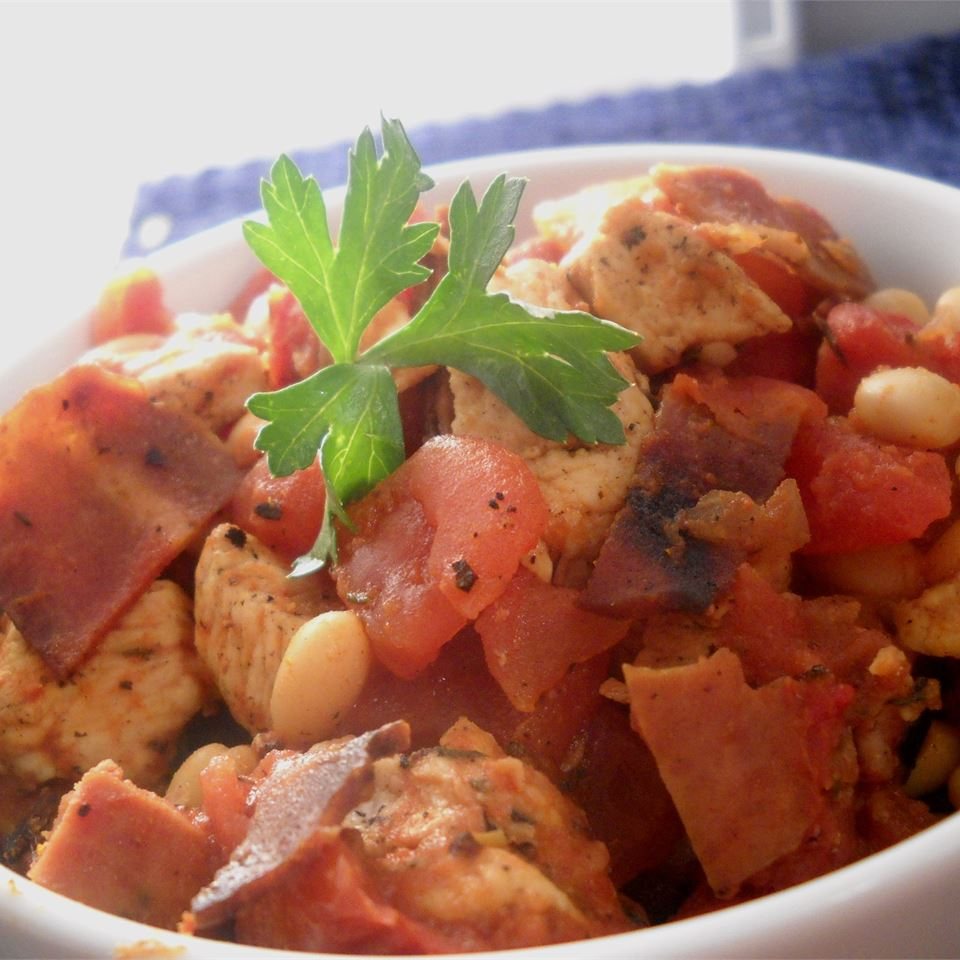 Easy and Delicious Slow Cooker Cassoulet smart cookie