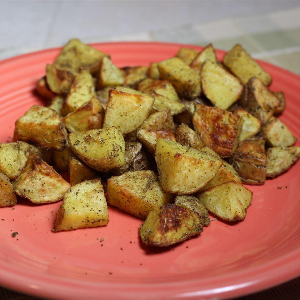 Baked Rosa Maria Fries