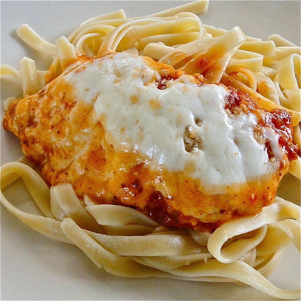 Easy Weeknight Chicken Parmesan SHORECOOK