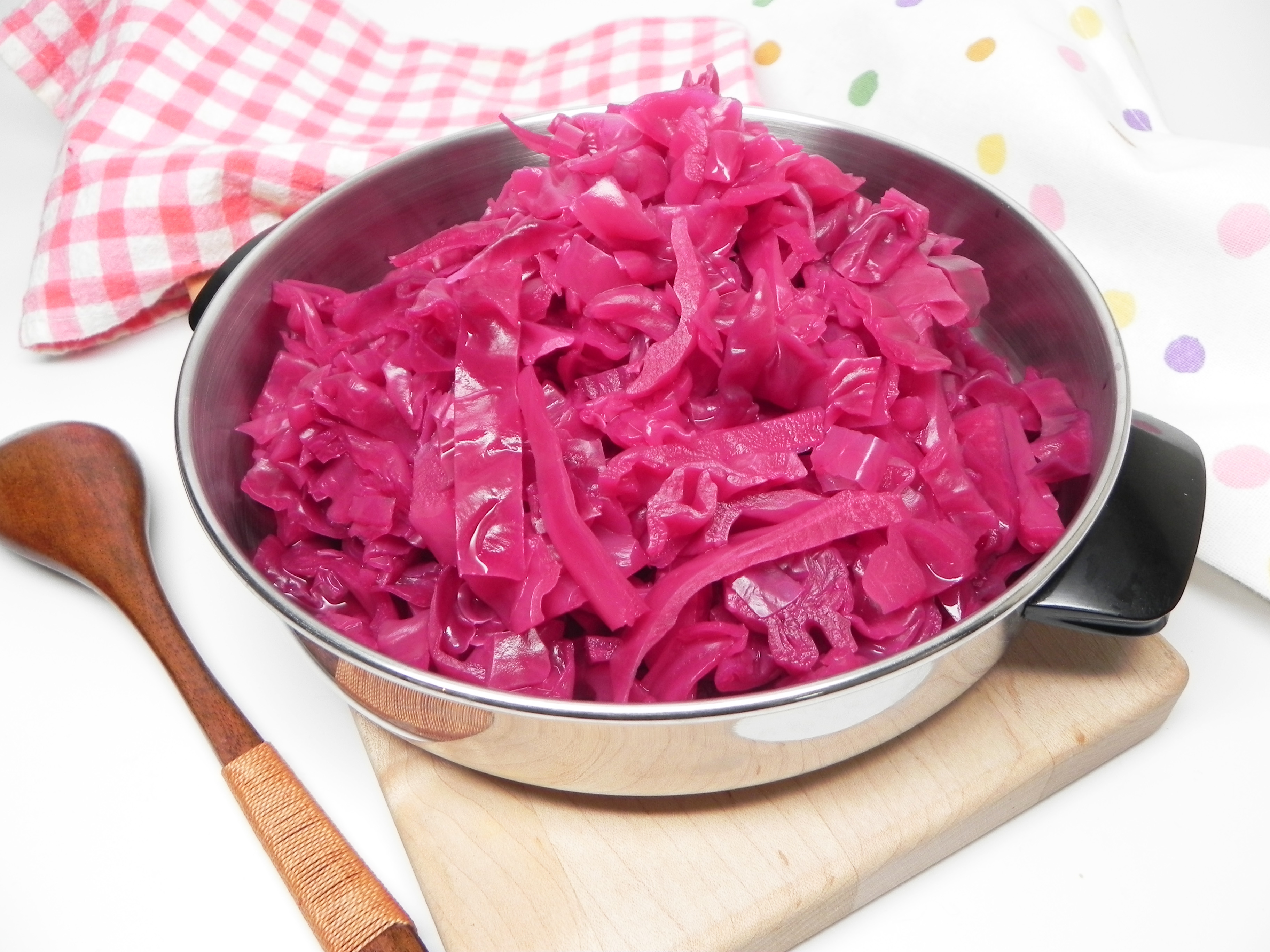 Danish Christmas Red Cabbage image