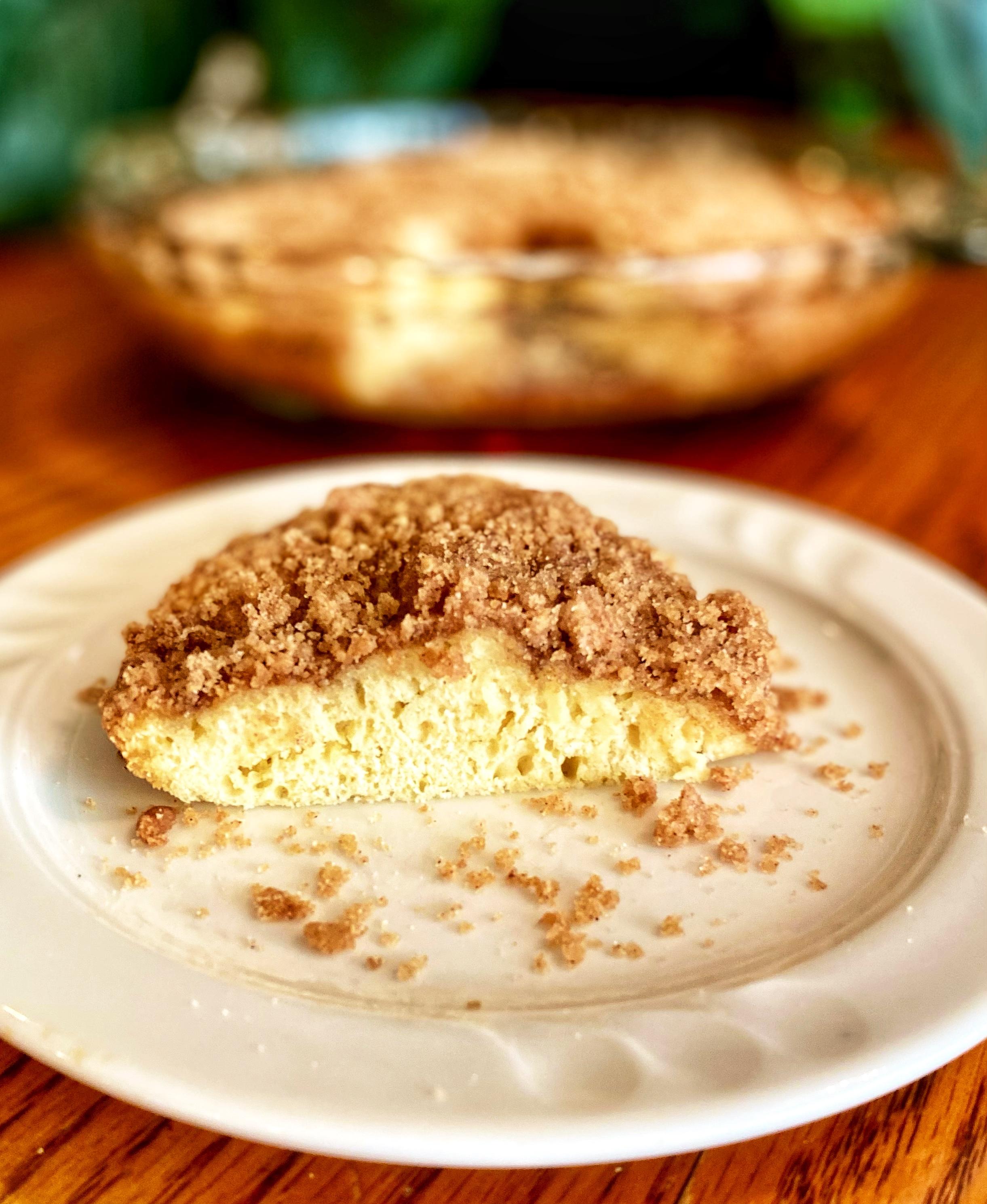 Bisquick® Coffee Cake_image