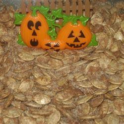 Sweet Pumpkin Seeds Alesia Bell Hoopsick