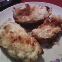 Creamy Twice-Baked Potatoes manderz406