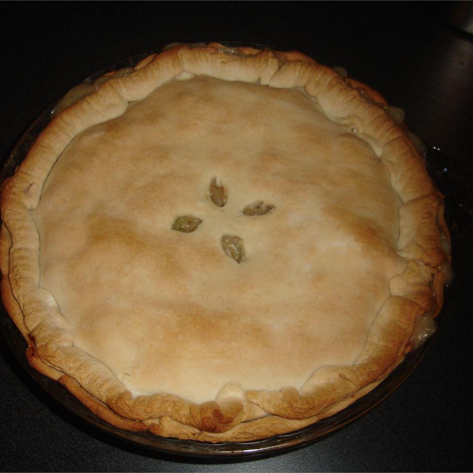 Gram's Chicken Pot Pie Melindoir