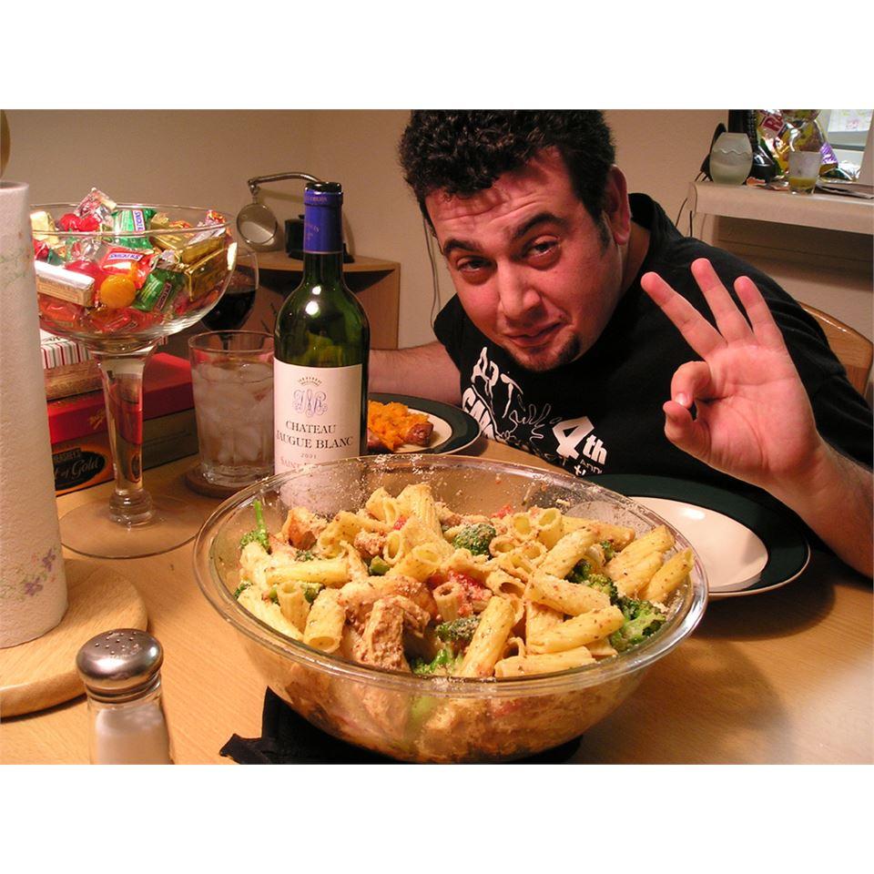 Pasta, Broccoli and Chicken BBLARS