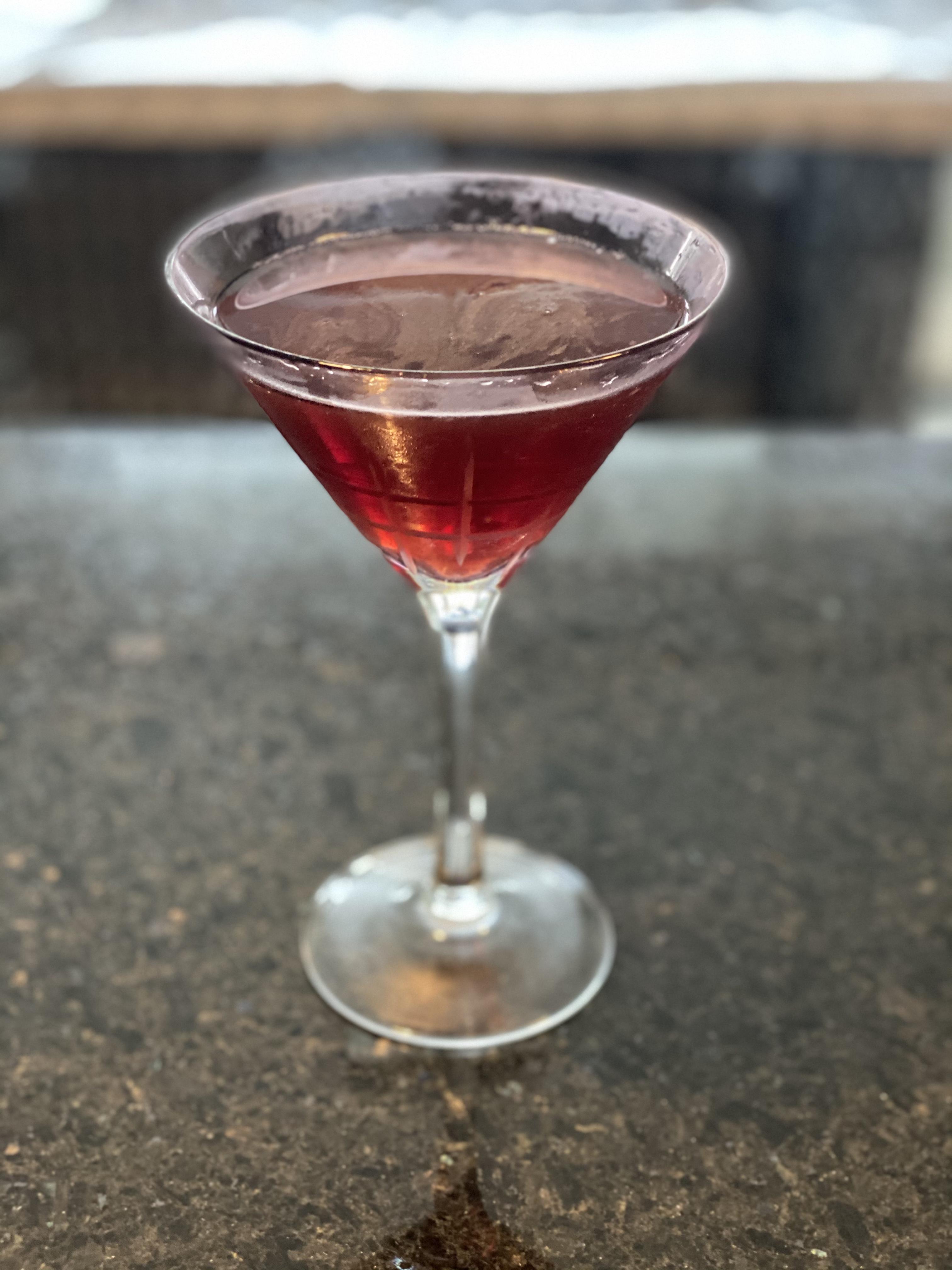Concord Cosmopolitan Martini image