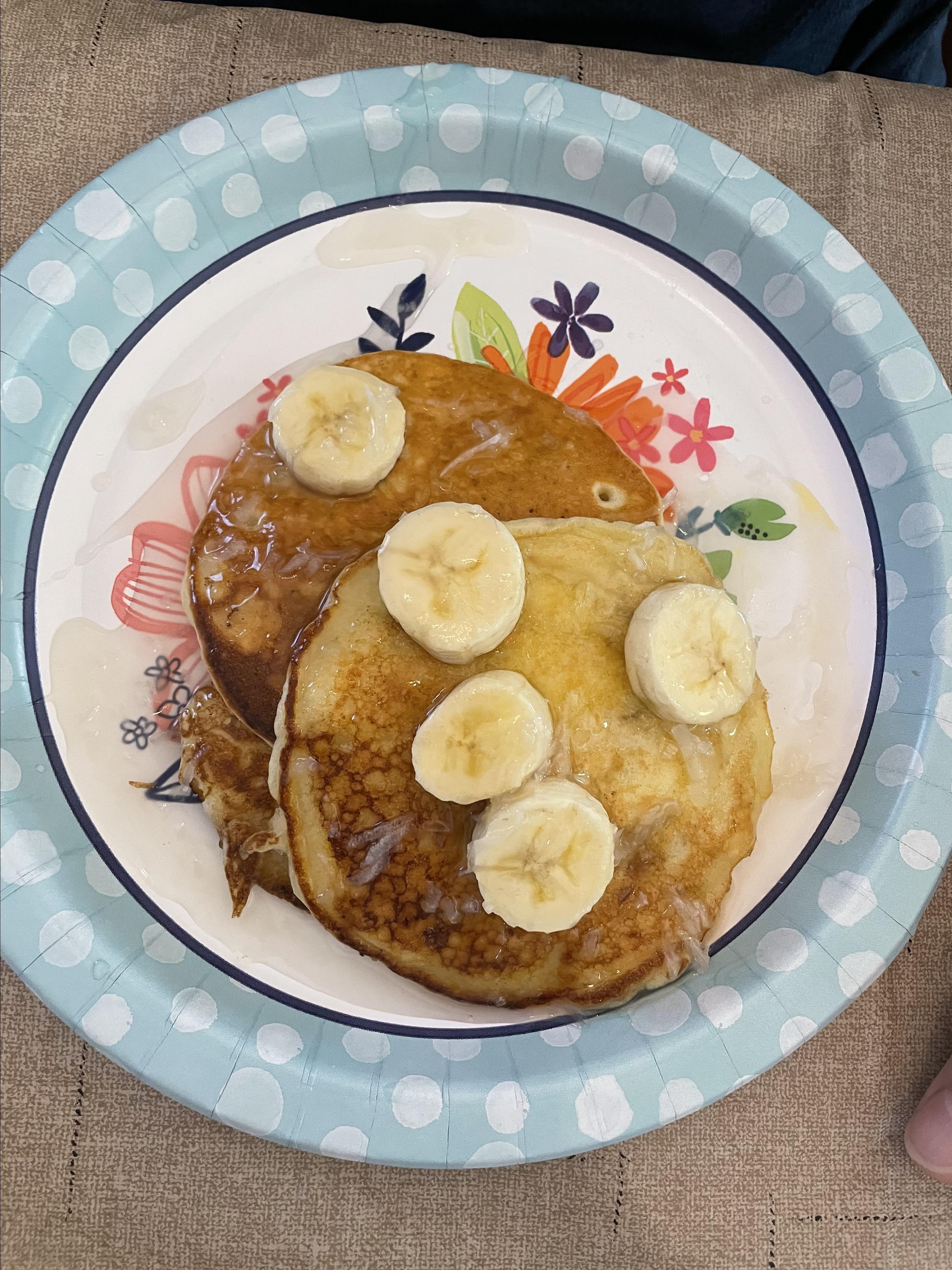 Coconut Pancake Syrup image