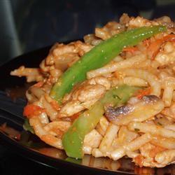 Thai Noodles Angela F.