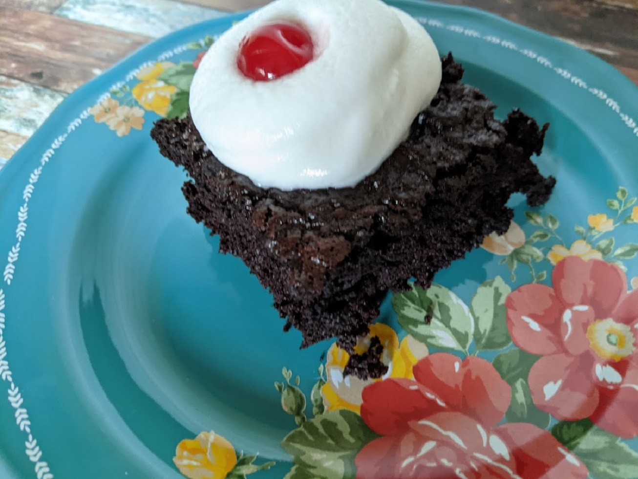 Chocolate Cake from Scratch image