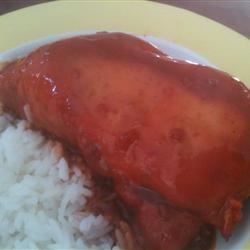 Curry-Strawberry Chicken Darryl