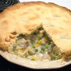 Chicken Pot Pie II DB44