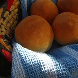 Uncle White's Bread Machine Rolls pomplemousse