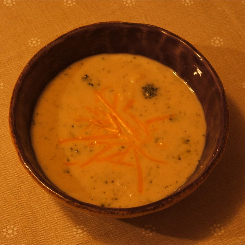 Broccoli Cheese Soup VI