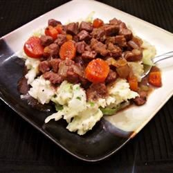 Beer Braised Irish Stew and Colcannon Laura Smith