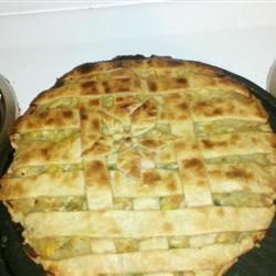 Chicken Pot Pie I Courtney Graham