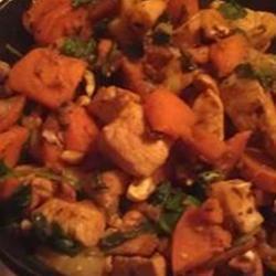 Chicken Sweet Potato Skillet Always Cooking Up Something