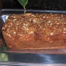 Rhubarb Bread I Sheryl Tinsley Duncan