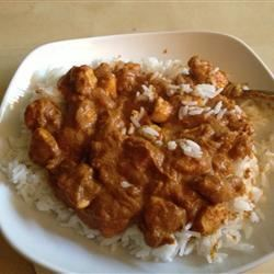 Indian Chicken Curry II