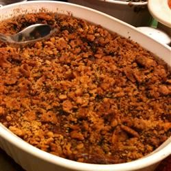 Cheddar-Carrot Casserole