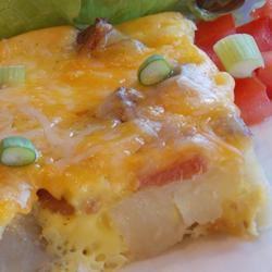 Potato Breakfast Casserole Baking Nana