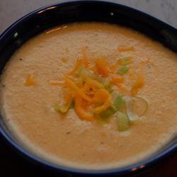 Cream of Cauliflower Soup I Sheri O.