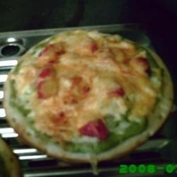 Chicken Avocado Pizza Mrs. Santiago