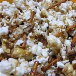 Caramel Corn Snack Mix Jeanwrap