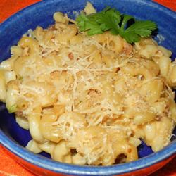 Blender Macaroni and Cheese