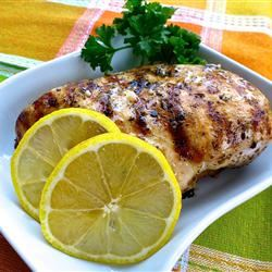 Lemon Chicken Oregano