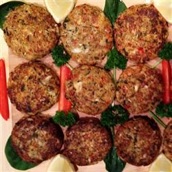 Cajun Crab Cakes (No Breadcrumbs)