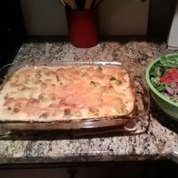 Cheesy Chicken and Potato Casserole Ayanna Wallace-Anderson