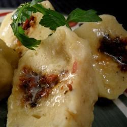 Kroppkakor - Swedish Potato Dumplings