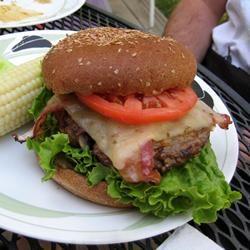 Hamburgers - It's in the Bun