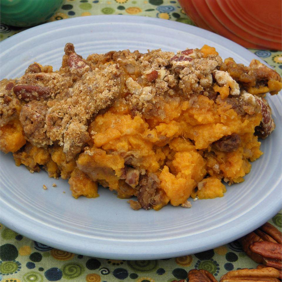 Sweet Potato Crisp