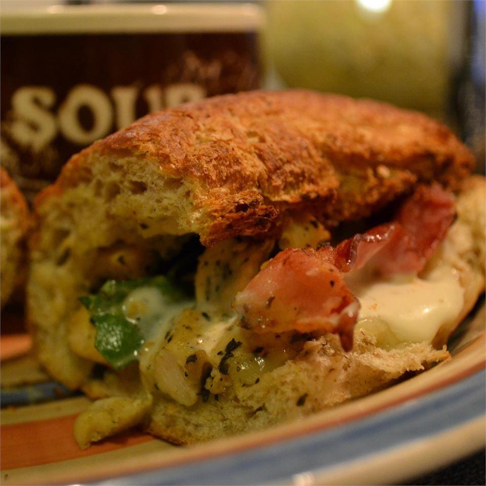 Bacon Jack Chicken Sandwich Ashley Geist