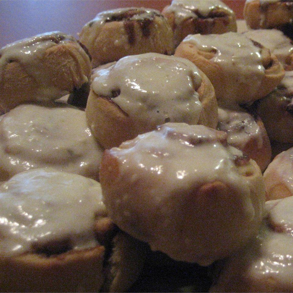 Ninety Minute Cinnamon Rolls Recipe Allrecipes