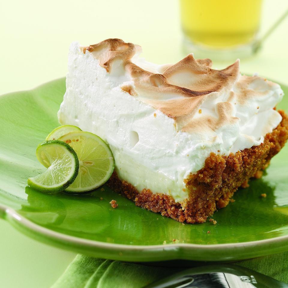 Key Lime Pie Recipe - EatingWell