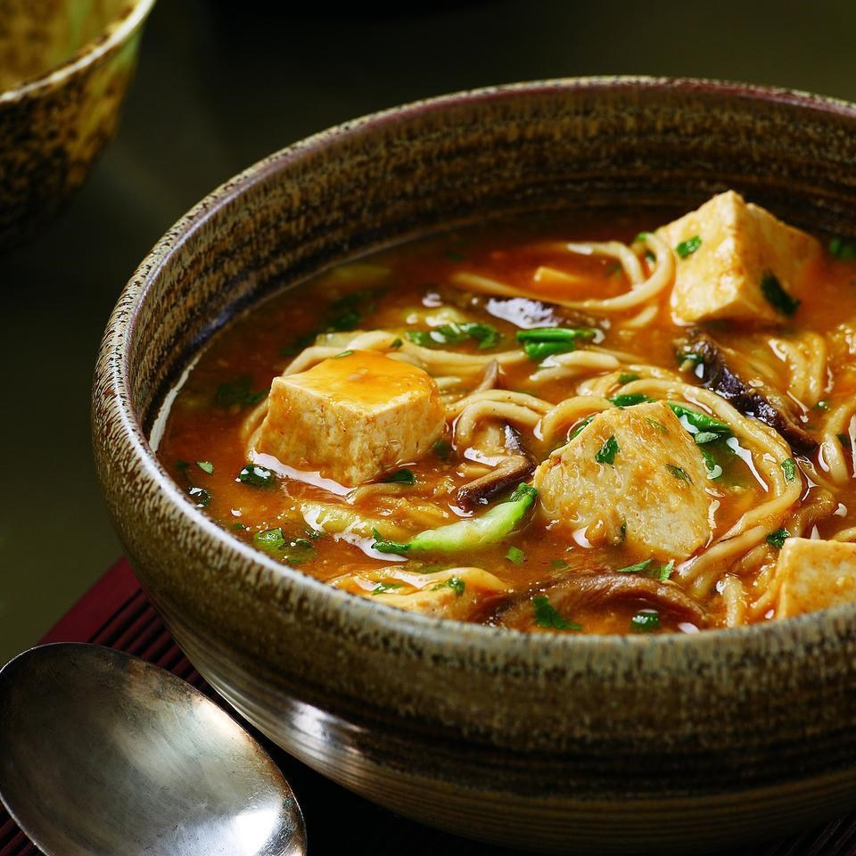 Spicy Tofu Hotpot Recipe Eatingwell