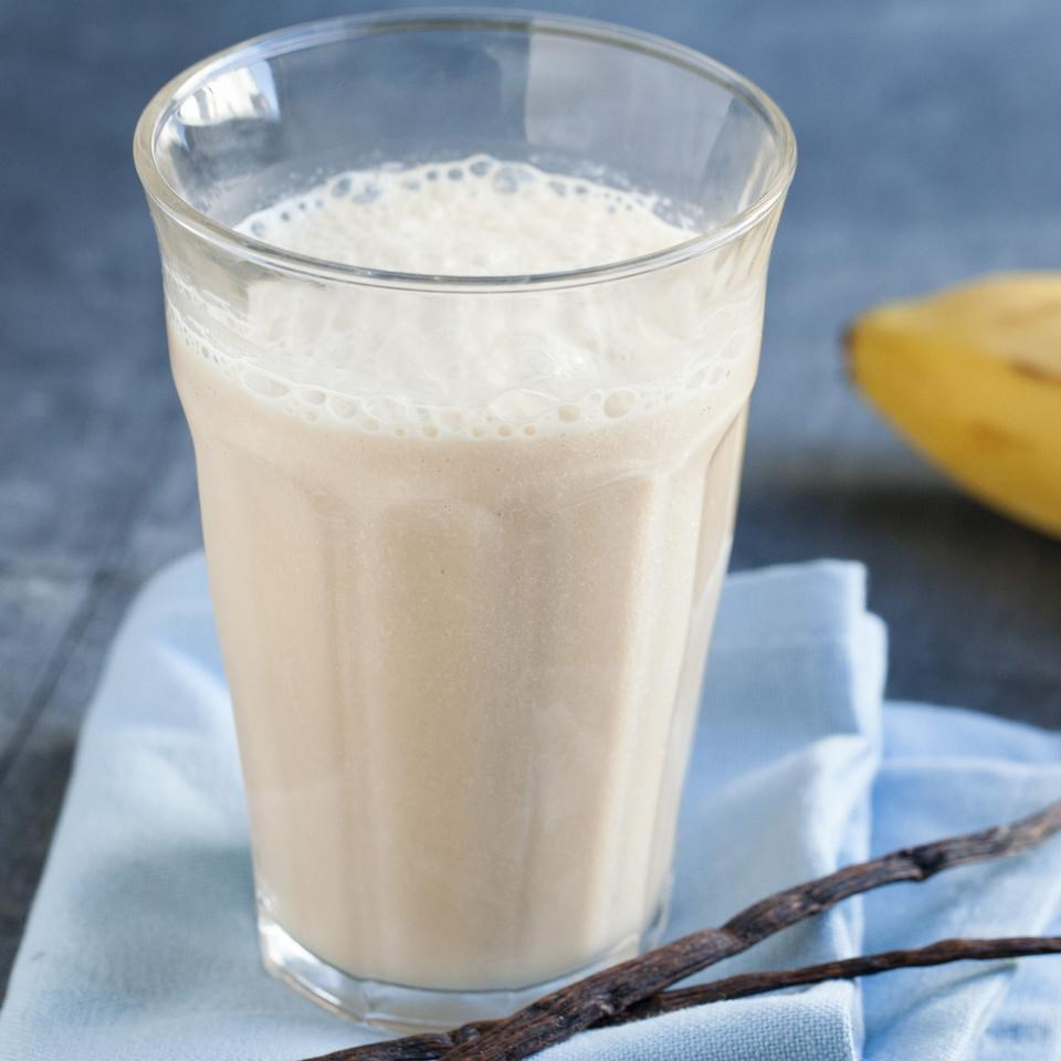 Malted Banana Smoothie